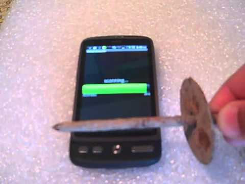 Vlog - Free Metal Detector App For Android Devices