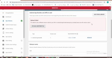 You need to use a different version code for your APK or Android App Bundle in Google Play