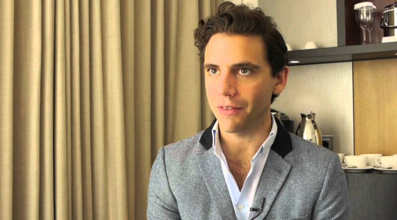Mika interview (half 1) 5