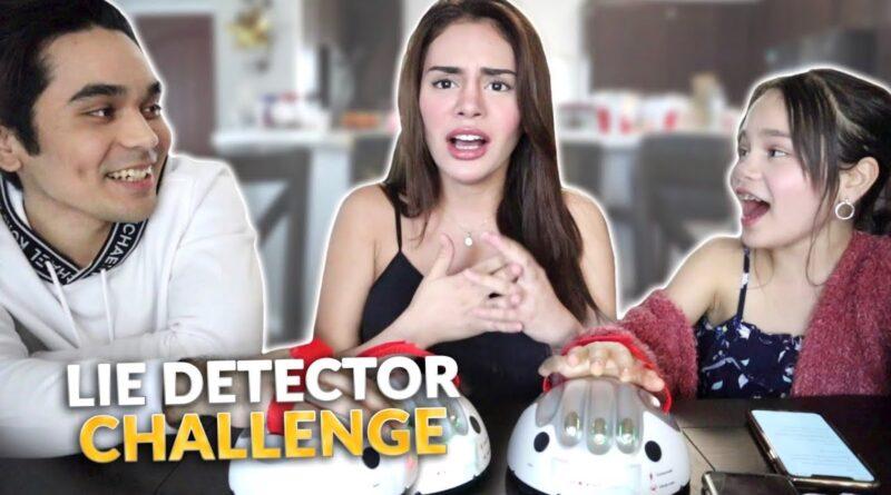 LIE DETECTOR CHALLENGE   IVANA ALAWI 5