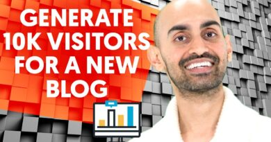 Methods to Generate 10Okay guests from a Model New Weblog In Beneath 6 Months 8