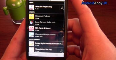 BeyondPod Android Podcast Player Review