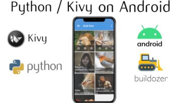 Deploying Your Kivy/Python App to Android with Buildozer