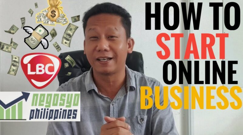 HOW TO START ONLINE BUSINESS (Online Selling Tips) | Negosyo Philippines