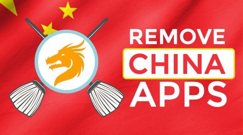 How to Download Remove China Apps APK on Android | Official