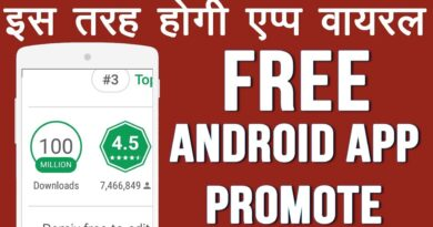How to Free Promote Your Android App in Google Play Store With AdWords Universal App campaigns