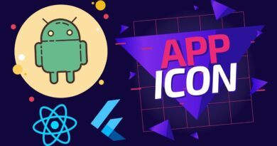 How to easily add icon in any Android app using Android Studio
