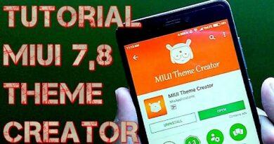 MIUI THEME CREATOR APP : MAKE THEMES EASILY | HINDI