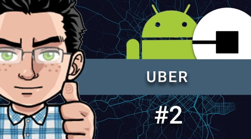 Make an Android App Like UBER - Part 2 - Getting Everything Ready