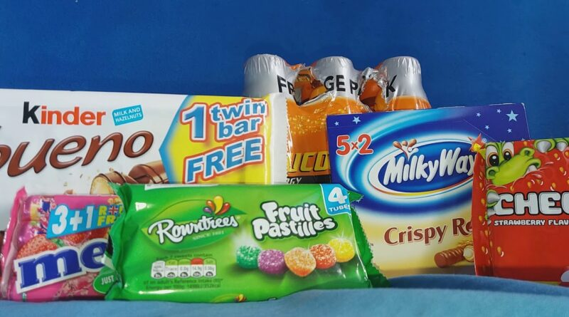 SELLING SWEETS TIPS. UK EDITION. *GIVEAWAY*
