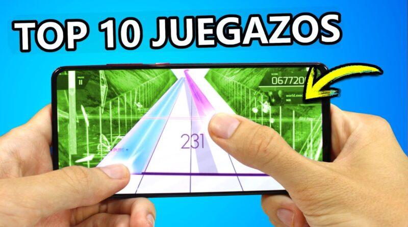 TOP 10 Mejores JUEGOS para Android GRATIS - Offline y Online 2020