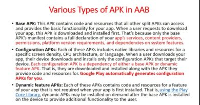 What is Android App Bundle(AAB)