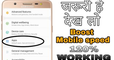 Android app manager से जुड़ी जरूरी Trick uninstall app problem solution [HINDI]