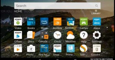 How to get a android app store on the kindle fire