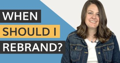 When Should I Rebrand? [Free Business Tips]
