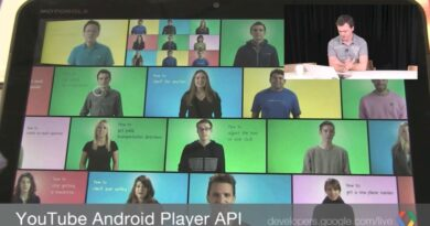 YouTube Developers Live: YouTube Android Player API Overview