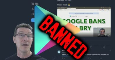 eevBLAB #81: Google BANNED LBRY Android App from Play Store